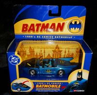Corgi 1980's DC Comics Batmobile - 1:43 Scale Die-Cast Model
